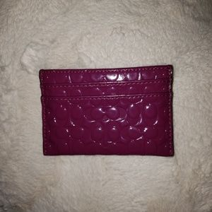 Handbags - Coach Card wallet